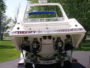 Used Fountain 38 Sportfish Cruiser Cuddy Cabin Boat For Sale