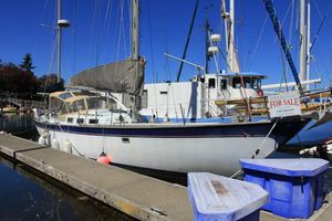 Used Hughes 48 Yawl Sailboat For Sale