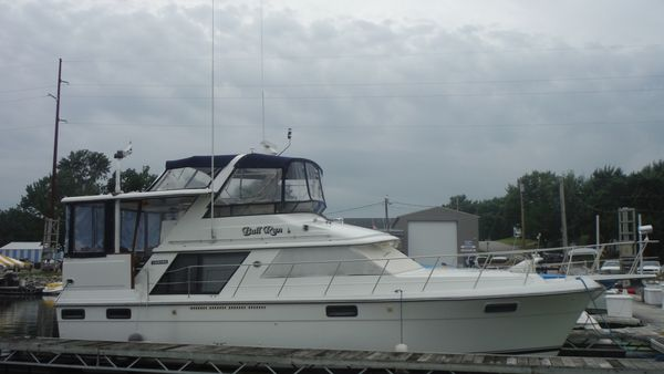 Used Carver 4208 Aft Cabin Aft Cabin Boat For Sale