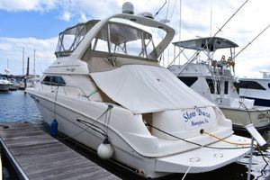 Used Sea Ray 45 Sedan Bridge Motor Yacht For Sale