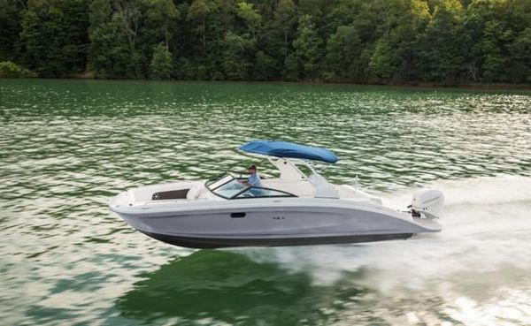 New Sea Ray 270 SDX OB Deck Boat For Sale