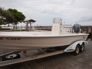 Used Pathfinder 2400 Tournament Bay Boat For Sale