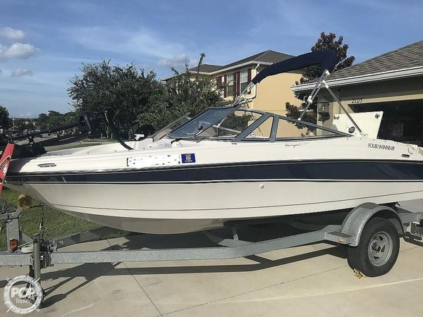 Used Four Winns 170 F/S Horizon Bowrider Boat For Sale