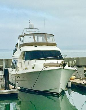 Used Hampton 490 Pilot House Aft Cabin Boat For Sale