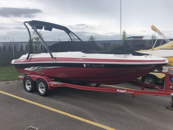 Used Kayot V200i Runabout Boat For Sale
