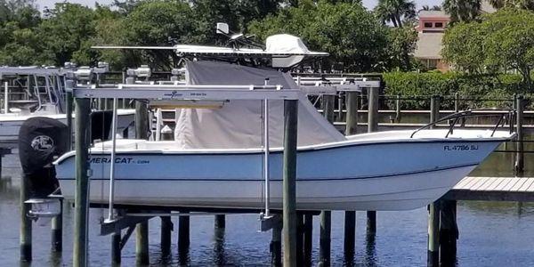 Used Ameracat Power Catamaran Boat For Sale