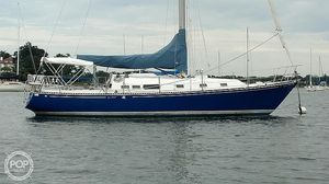 Used C & C Yachts 35 Mark II Sloop Sailboat For Sale