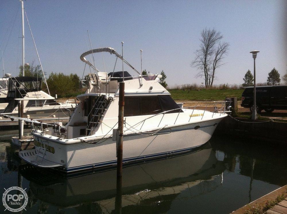 1987 Used President Sedan 37 Sports Fishing Boat For Sale 44 500 Knife River Mn Moreboats Com