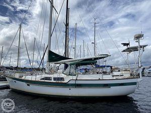 Used Irwin Yachts 43-CC MK III Sloop Sailboat For Sale