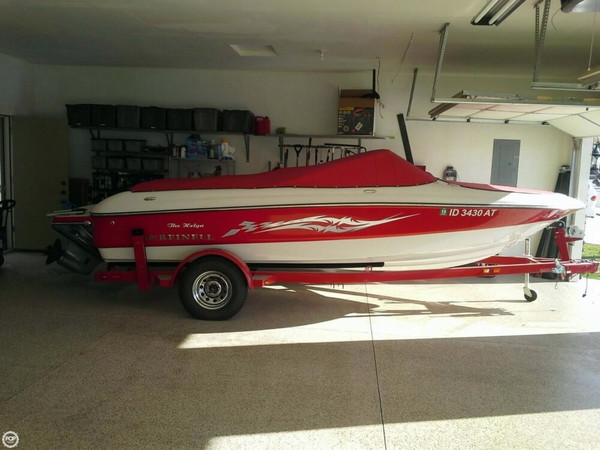 Used Reinell 185 LS Bowrider Boat For Sale