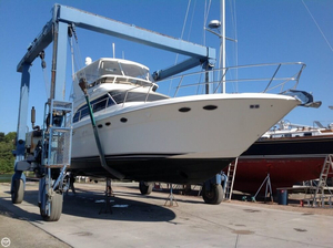 Used Sea Ray 480 Sedan Bridge Cruiser Boat For Sale