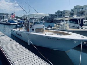 Used Sportsman 282 Open Center Console Fishing Boat For Sale