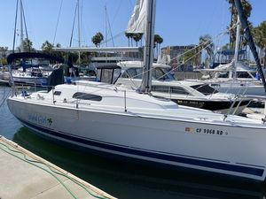 Used Hunter 27 Racer Sailboat For Sale