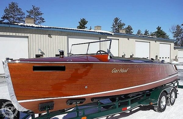 Used Garwood Runabout 22-30 Antique and Classic Boat For Sale