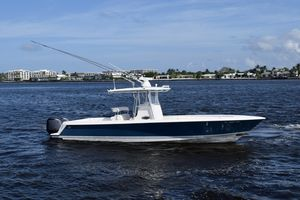 Used Contender 32T Center Console Fishing Boat For Sale