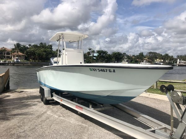 Used Rambo 27 Center Console Fishing Boat For Sale