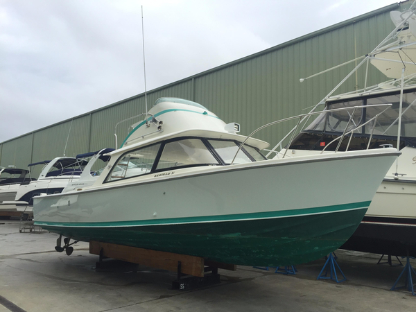 Used Bertram 31 Flybridge Cruiser Boat For Sale