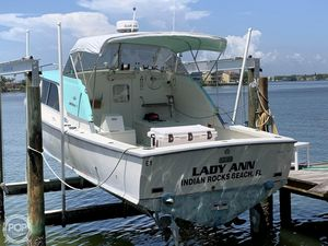 Used Bertram Express 31 Sports Fishing Boat For Sale