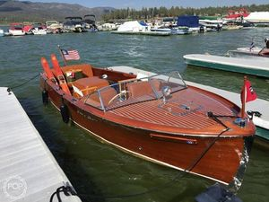Used Chris-Craft 22 Sportsman Utility Antique and Classic Boat For Sale