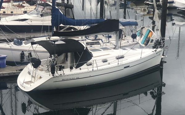 Used Beneteau 311 Sloop Sailboat For Sale