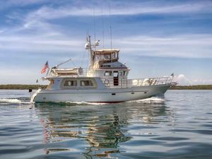 Used Seahorse 52 Trawler Boat For Sale
