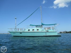 Used Custom 49 World Cruiser Motorsailer Sailboat For Sale