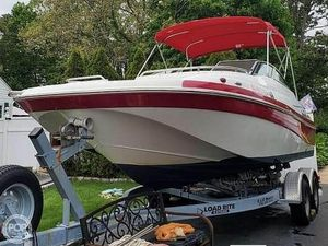 Used Nauticstar 210 DC Deck Boat For Sale