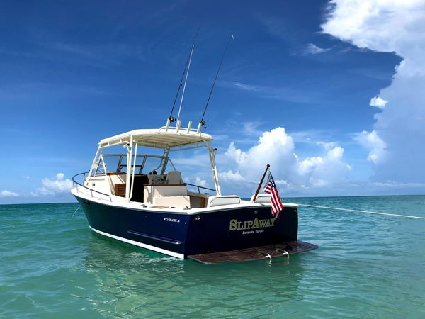 Used Boca Grande 26 Express Downeast Fishing Boat For Sale