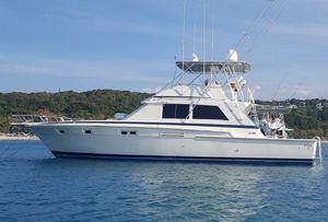 Used Bertram 54' Convertible Fishing Boat For Sale