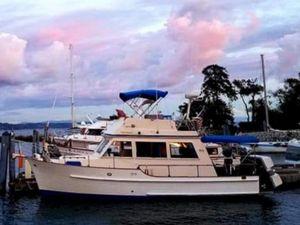Used Island Gypsy Sedan Trawler Boat For Sale