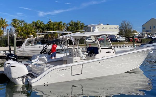 Used Cobia 34 Center Console Fishing Boat For Sale