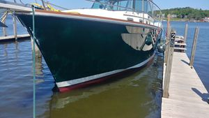 Used Sabre 36 Express Downeast Fishing Boat For Sale