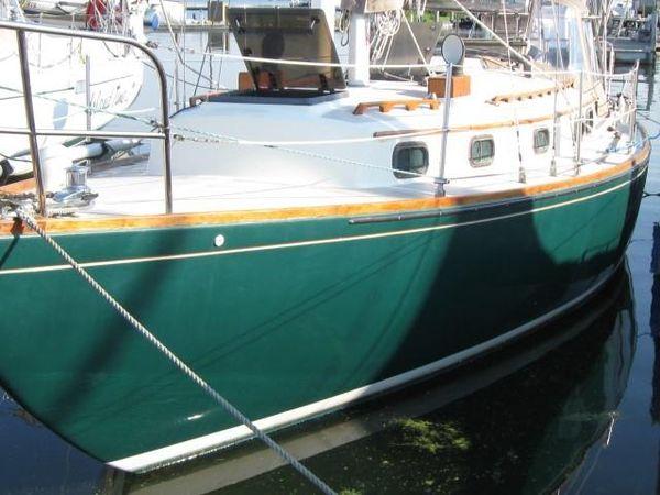 Used Sea Sprite Sea Sprite 34 Cruiser Sailboat For Sale