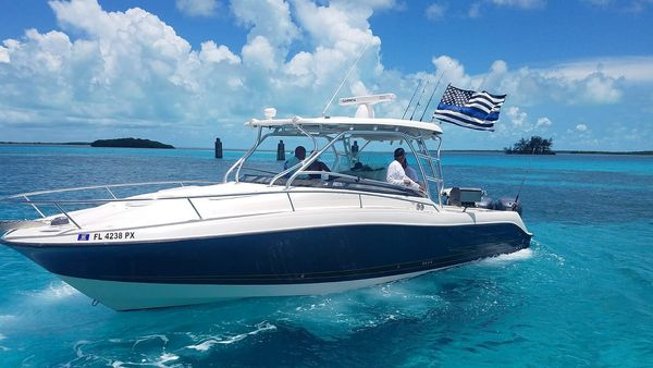 Used Hydra-Sports 33 Vx Center Console Fishing Boat For Sale