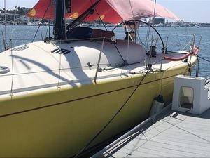 Used Carroll Marine Corel 45 FARR Daysailer Sailboat For Sale