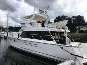 "Used Ocean Alexander ""54"" Raised Pilothouse Motor Yacht For Sale"
