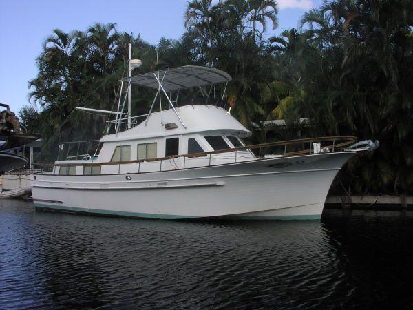 Used Albin 43 Trawler Boat For Sale