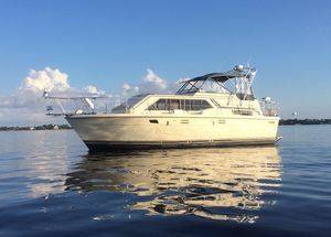 Used Trojan Tri-cabin 36 Aft Cabin Boat For Sale