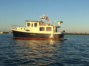 Used American Tug 34 Trawler Boat For Sale