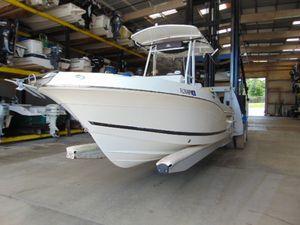 Used Striper 205 Center Console OB Center Console Fishing Boat For Sale