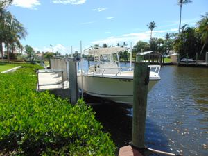 Used Mako 284 CC Saltwater Fishing Boat For Sale