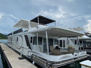 Used Funtime 16x75 House Boat For Sale