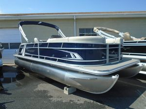 New Starcraft EX 22 Q Pontoon Boat For Sale