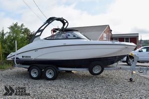 Used Yamaha Boats 212S Cruiser Boat For Sale