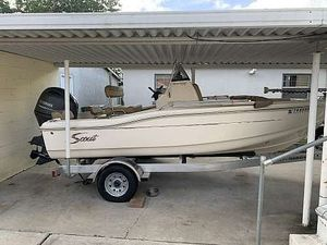 Used Scout 175 Sportfish Center Console Center Console Fishing Boat For Sale