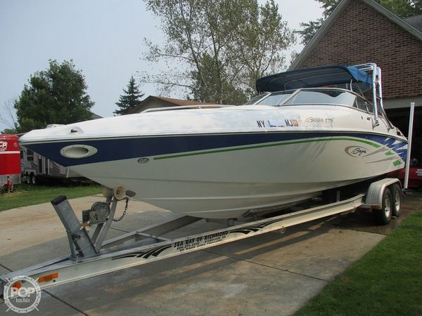 Used Baja Boss 275 High Performance Boat For Sale