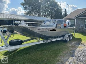 Used Homebuilt 26 X 7 Bay Boat For Sale