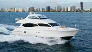 Used Lazzara Yachts Motor Yacht For Sale