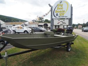 New Lowe 1648 AMT SC Jon Boat For Sale