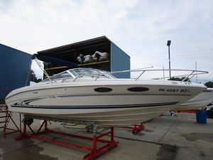 Used Sea Ray 230 Overnighter Cuddy Cabin Boat For Sale